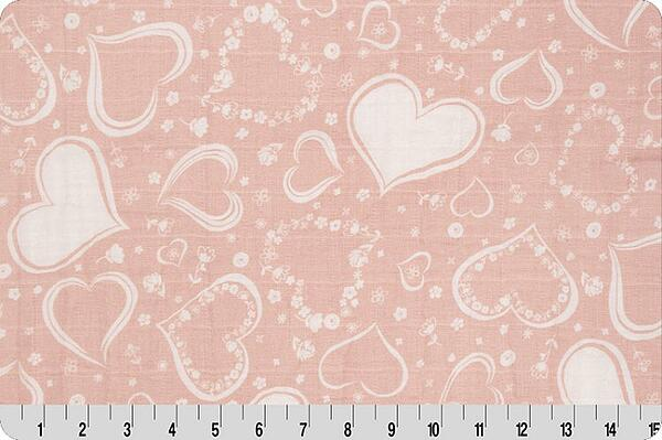 1 Two of hearts embrace print dusty