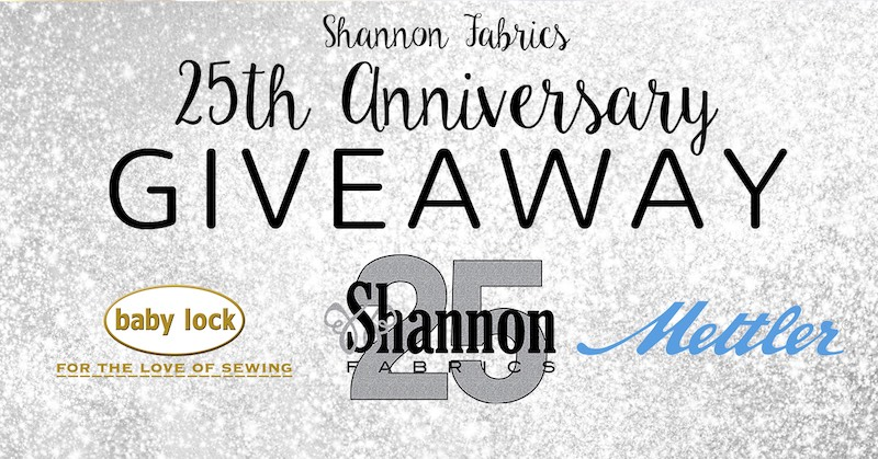 25th giveaway fb april resized