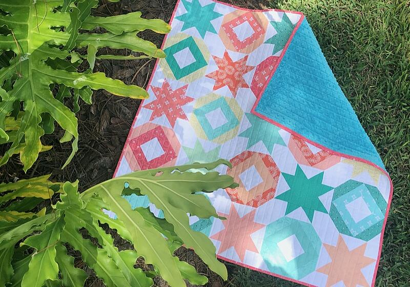 baby quilt sewing tutorial accuquilt