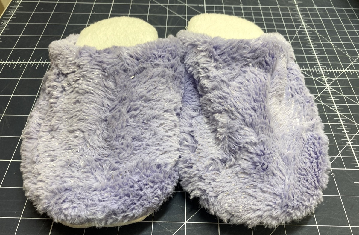 Towel Wrap and Slippers Sewing Tutorial