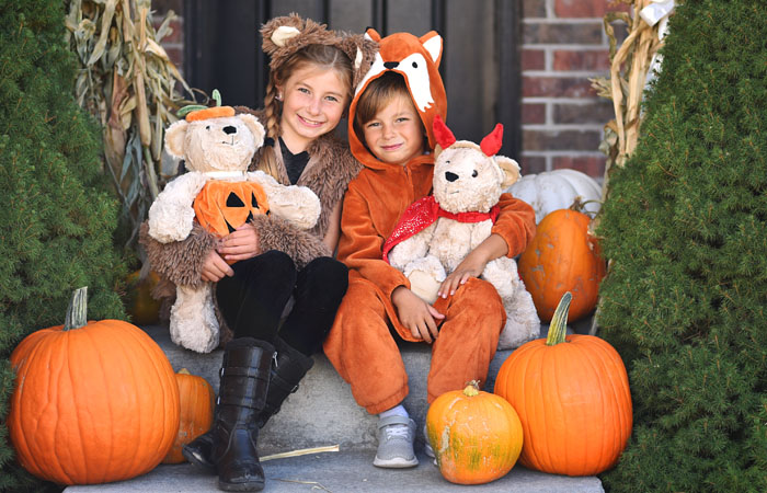 Cuddle® Halloween Sew-At-Home Costumes, Projects and Inspiration