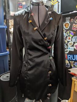 Step-By-Step: K/DA The Baddest Evelynn Cosplay Sewing Tutorial