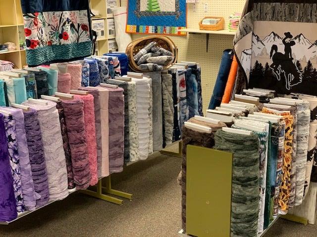 Shop Spotlight: Valley Fabric Shop