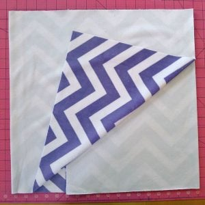This is the EASIEST way to make a pillow cover...perfect for Beginners