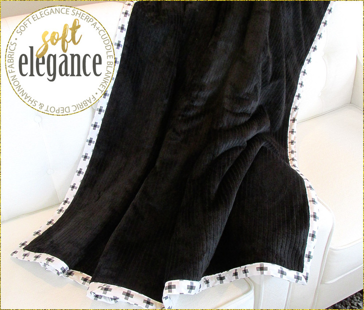 Cuddle Soft Elegance Blanket