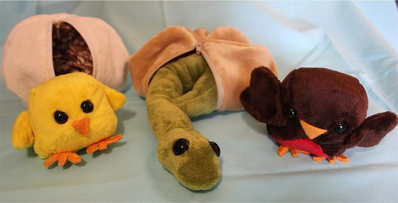 21 Sew Cuddly Cuddle Hatchlings full group line