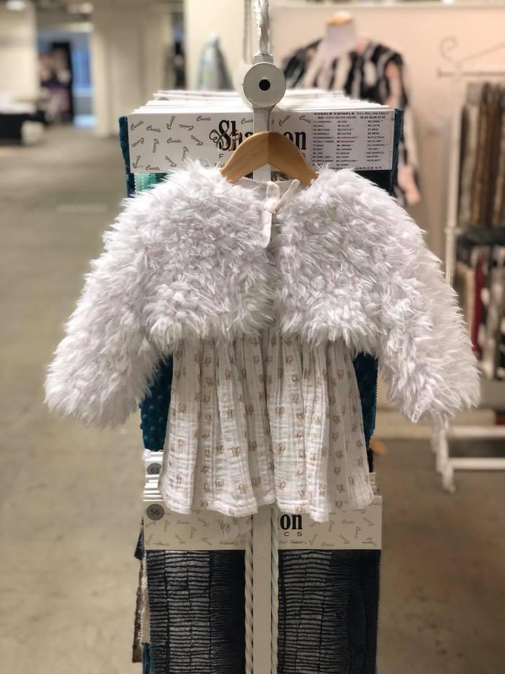 Shannon Fabrics Recap of LA Textile Show