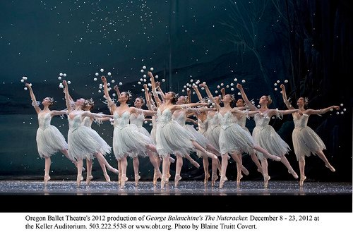 OBT George Balanchine's The Nutcracker 2012