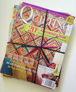 APQ Magazine Giveaway