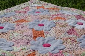 Mini Blossoms Quilt