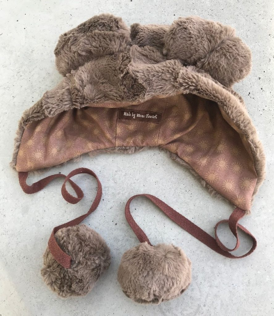 Animal Hat in Luxe Cuddle so soft