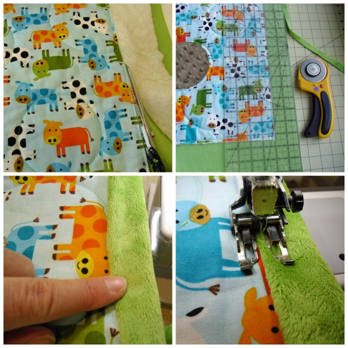 Binding Stage 1a