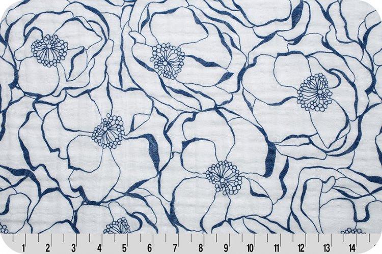 Bouquet Embrace Cobalt