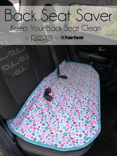 Cuddle Back Seat Saver