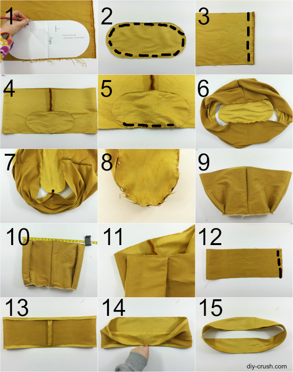 Cuddle Suede Hobo Bag Part 1