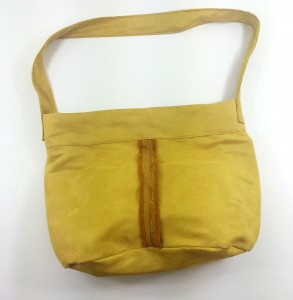 Cuddle Suede Hobo bag
