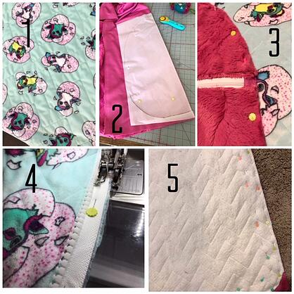 how to make a sleeping bag