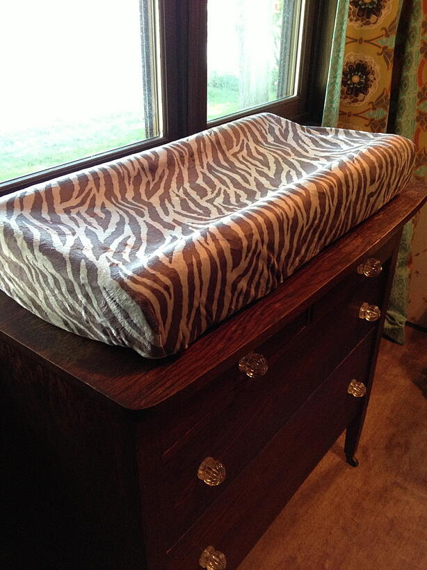 Cuddle Changing Pad Cover