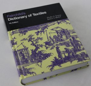 Dictionary of Textiles