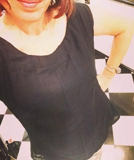 Libby Dibby Embrace Top