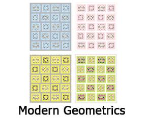 ModernGeometricsPattern