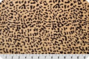 S oft Cuddle Cheetah Tan/Brown