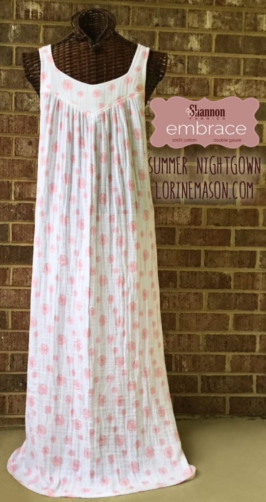 Embrace Summer Nightgown