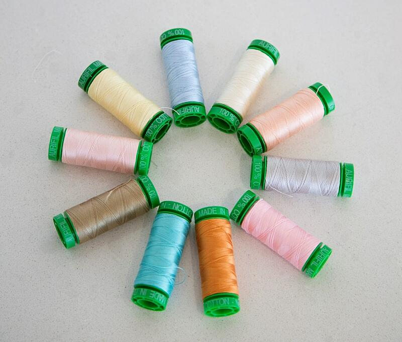 Sweet Melody Thread Collection by Aurifil