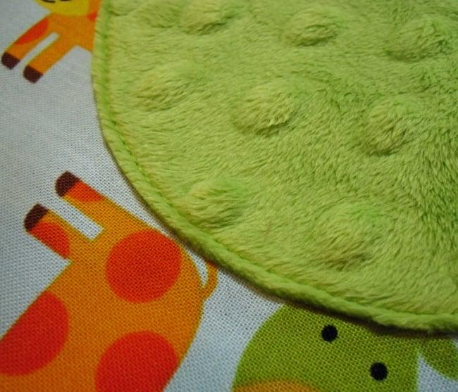 applique stitched