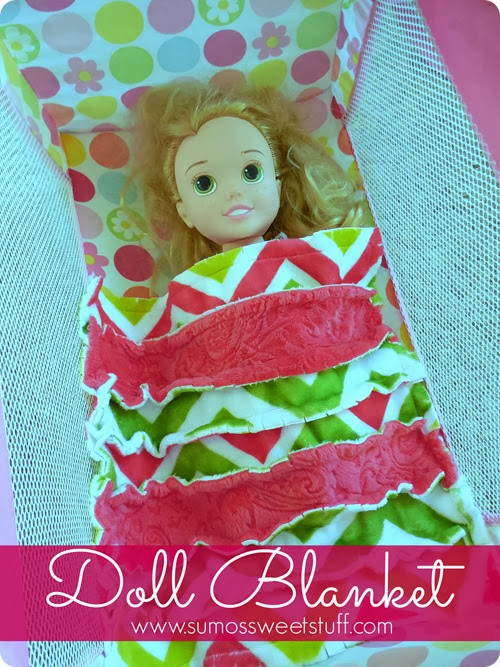 Cuddle Doll Blankets