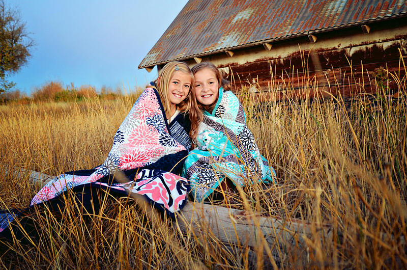 Cuddle® quilts are so warm and cozy