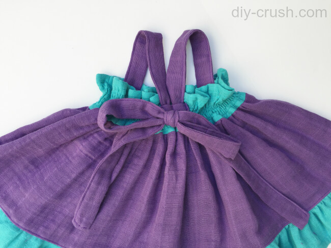 Embrace-double-gauze-dress by DIY-Crush