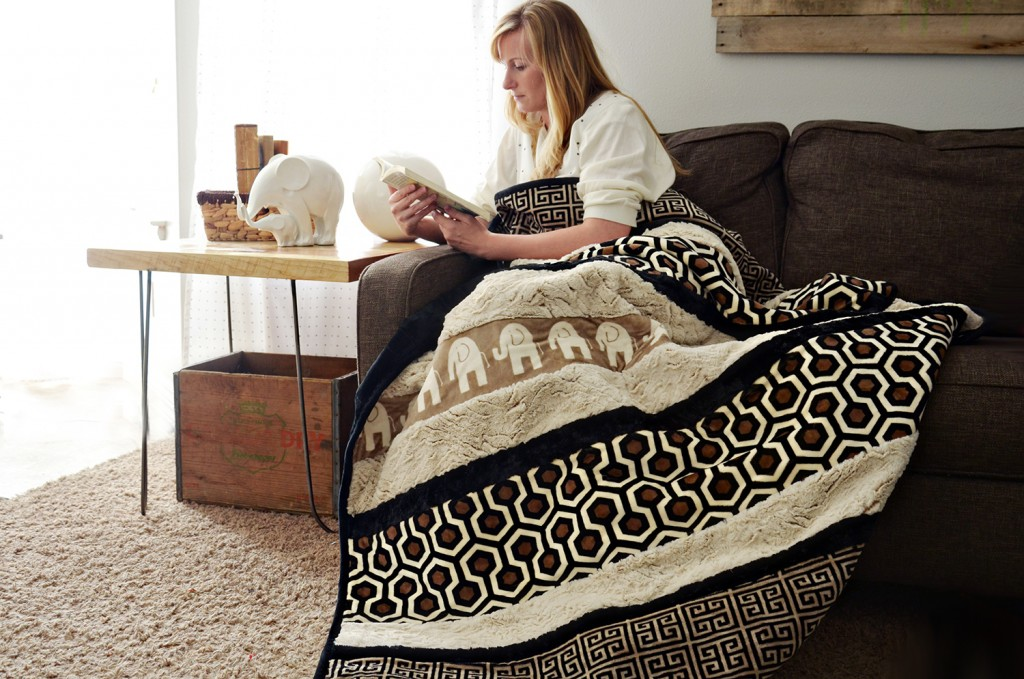 Dolce Luxe Cuddle Quilt