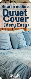 Learn to make a Cuddle Duvet Cover
