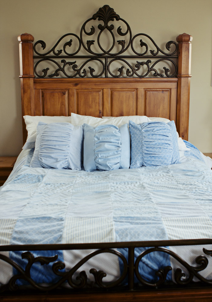 Learn how to make a Cuddle Duvet Cover