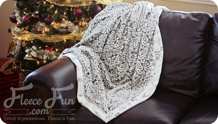 self binding blanket feature