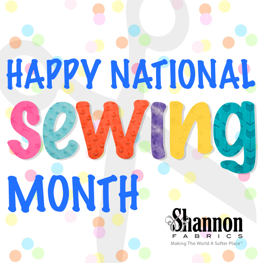 Happy National Sewing Month