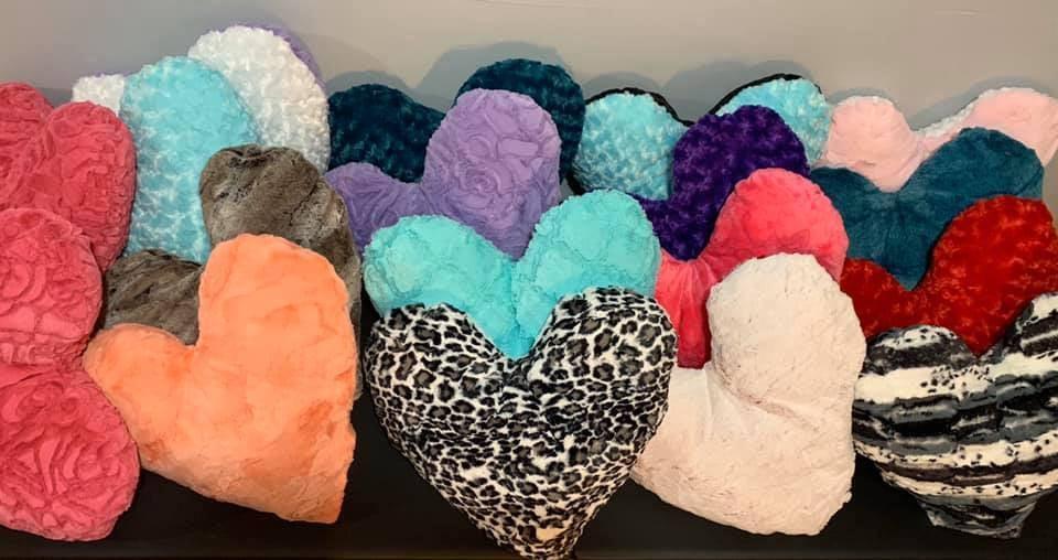 Minky fabric sewing projects_Kristi Broadbent