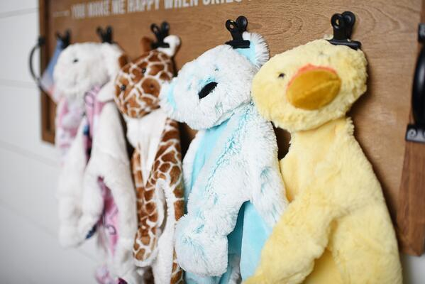 Stuffed Animal & Softies Sewing Patterns That Are Perfect for Cuddle® Minky Fabrics (Part 2)