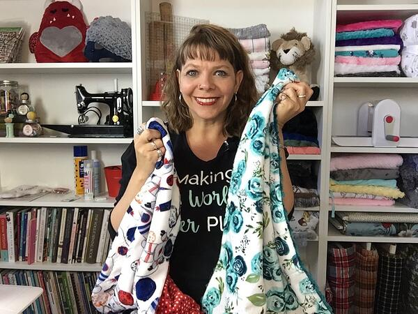 Sew Together Tuesday with Teresa