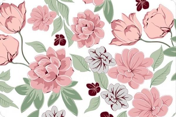 Spring Fabrics_melody cuddle pink