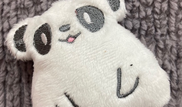Embroidery Tips for Cuddle® Minky Plush Fabric