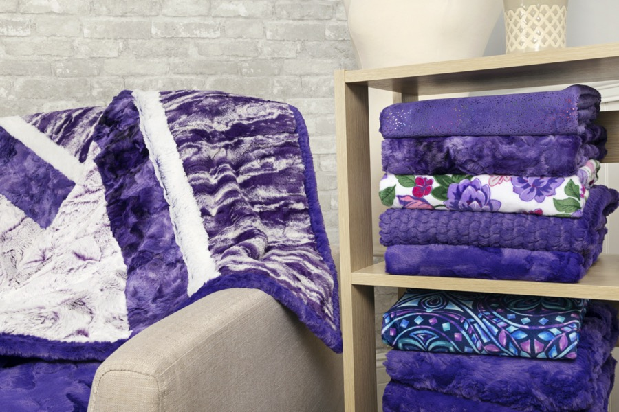 Introducing the 2021 Shannon Fabrics Color of the Year — Viola