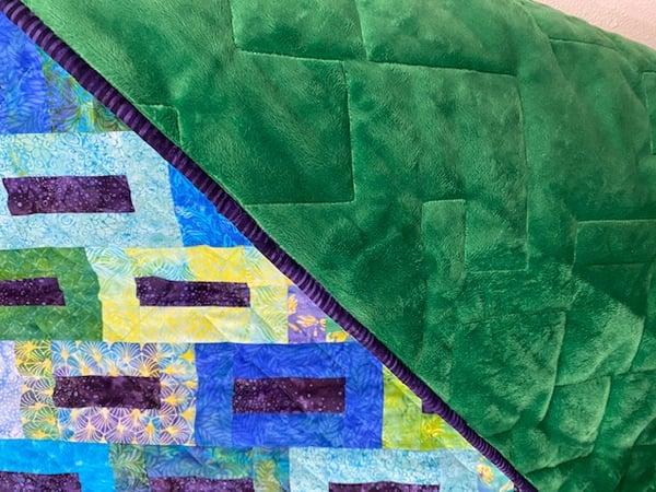 cali quilt co shannon fabrics cuddle 3
