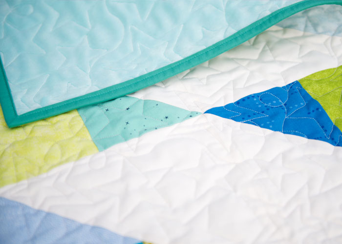 The Cutest Baby-Sized Quilts You'll Ever See (Sewing Tutorials by Homemade Emily Jane)