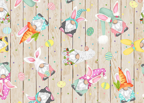 Must-See Fabrics for Easter and Spring Sewing