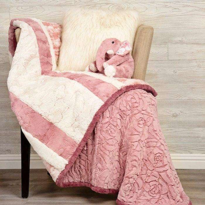 rosalie cuddle quilt kit web