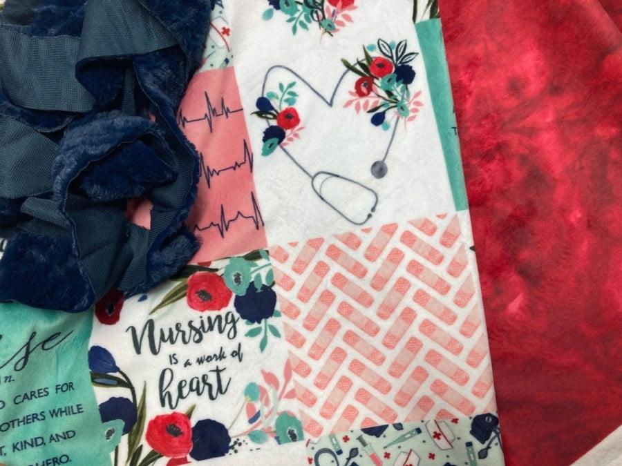 sew simple blanket 2