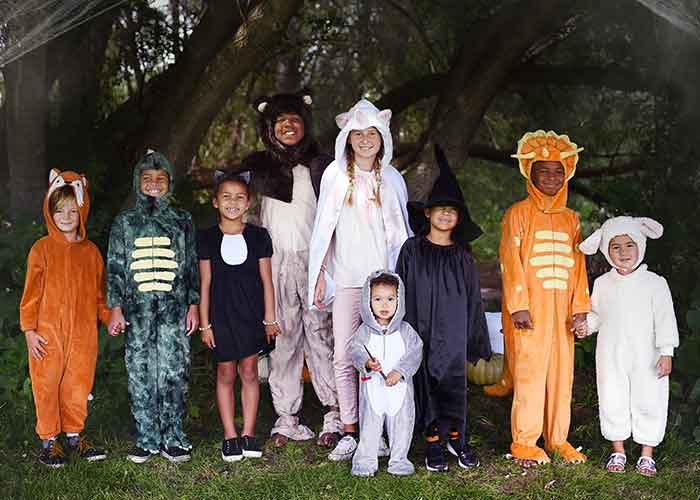 Spooky Cuddle® Halloween Sew-At-Home Costumes, Projects and Inspiration