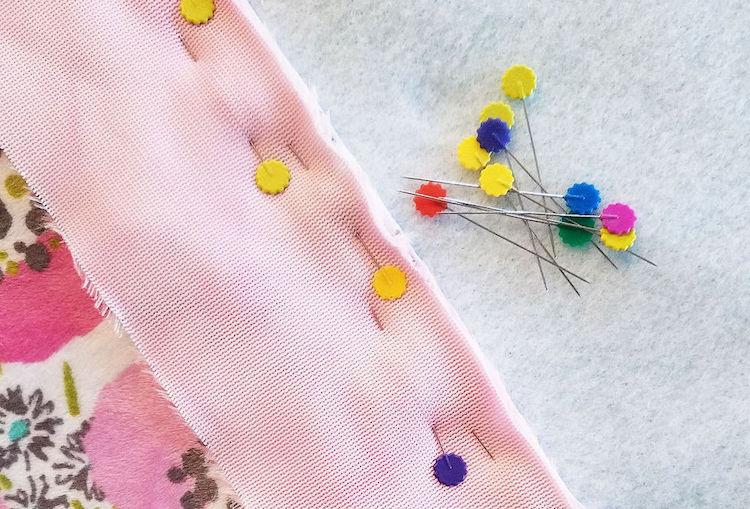 Minky plush fabric stretch